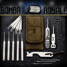 Lock Pick Set Bomba Royale