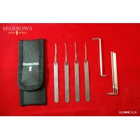 Lock Picking Set Kick Start + Case