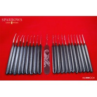 Lock Pick Set Monstrum XXL