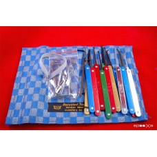 Lock Pick Set HPC Color Coded CC 15