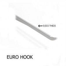 Lockpick Shallow Euro Hook 038