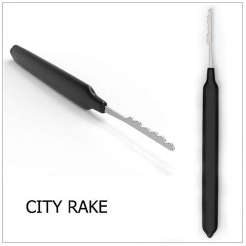 Lockpick City Rake 063