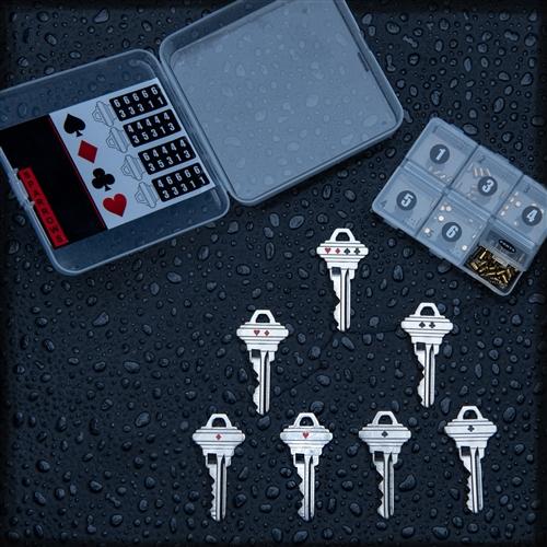 Master Key Pinning Set