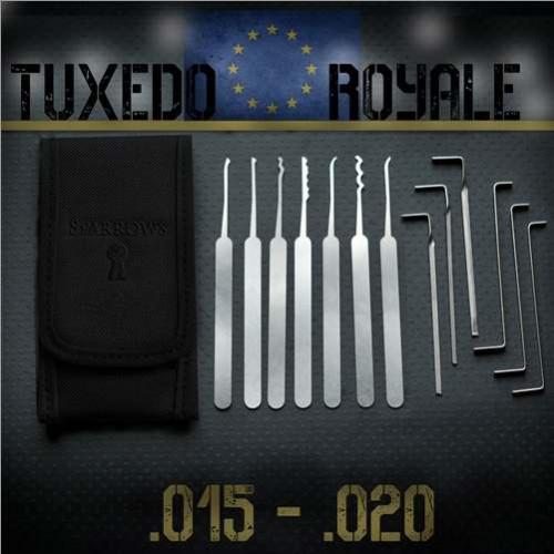 Lockpick Set Tuxedo Royale