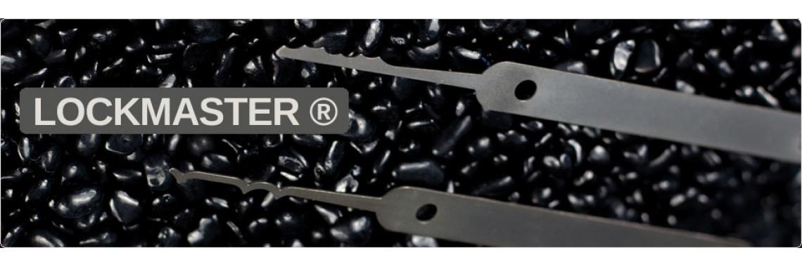 Lockmaster Coloured Lockpick Handles
